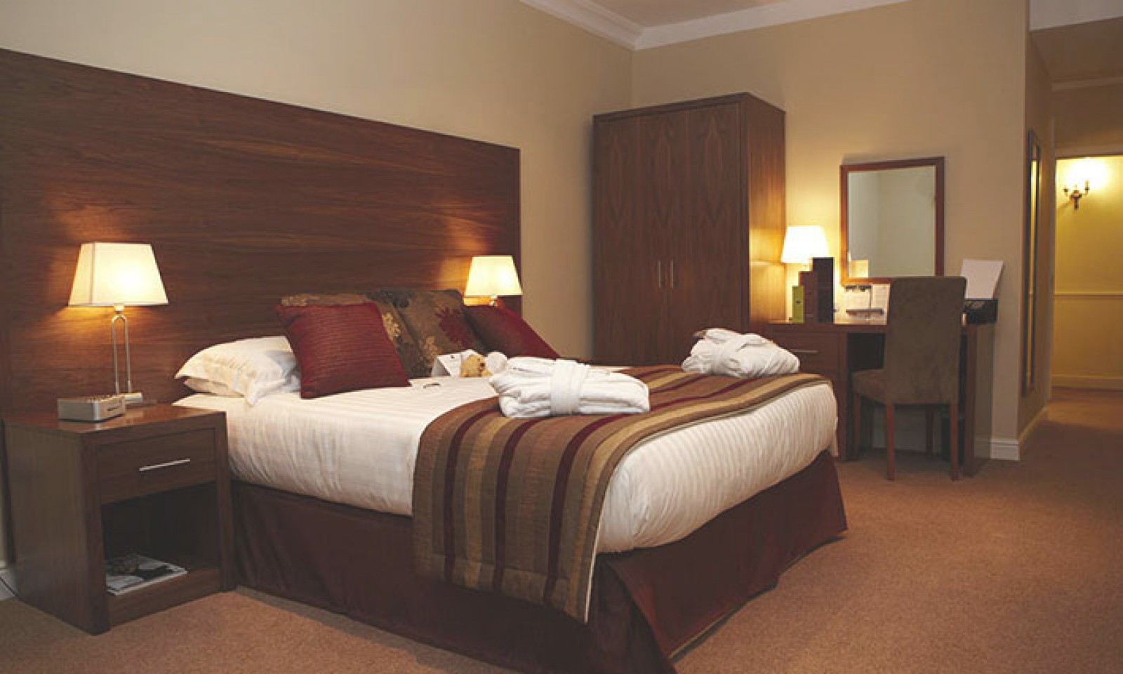 Kimberley Hotel Harrogate Executive Room
